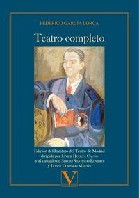 TEATRO COMPLETO (FEDERICO GARCIA LORCA)