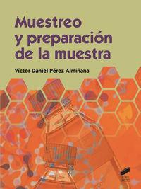 CF - MUESTREO Y PREPARACION DE LA MUESTRA