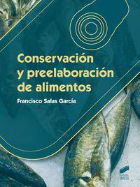 CF - CONSERVACION Y PREELABORACION DE ALIMENTOS