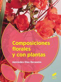 cf - composiciones florales y con plantas - Mercedes Diaz Recasens