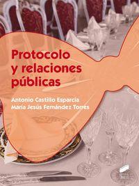 CF - PROTOCOLO Y RELACIONES PUBLICAS
