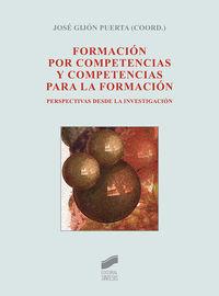Formacion Por Competencias Y Competencias Para La Formacion - Jose Gijon Puerta