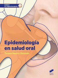 GS - EPIDEMIOLOGIA EN SALUD ORAL