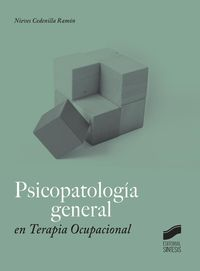 psicopatologia general en terapia ocupacional - Nieves Cedenilla Ramon