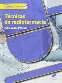 GS - TECNICAS DE RADIOFARMACIA