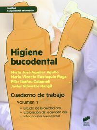GS - HIGIENE BUCODENTAL - CUADERNO DE TRABAJO 1