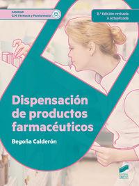 GM - DISPENSACION DE PRODUCTOS FARMACEUTICOS - FARMACIA Y PARAFARMACIA