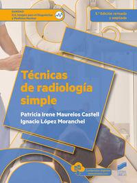 GS - TECNICAS DE RADIOLOGIA SIMPLE - IMAGEN PARA EL DIAGNOSTICO Y MEDICINA NUCLEAR