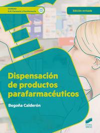 GM - DISPENSACION DE PRODUCTOS PARAFARMACEUTICOS - FARMACIA Y PARAFARMACIA