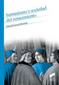 Humanismo Y Sociedad Del Renacimiento - David Garcia