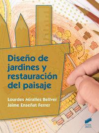 GS - DISEÑO DE JARDINES Y RESTAURACION DEL PAISAJE
