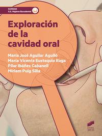 GS - EXPLORACION DE LA CAVIDAD ORAL