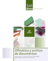 Fpb - Ofimatica Y Archivo De Documentos - Aa. Vv.