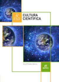 Eso 4 - Cultura Cientifica - Dulce Maria Andres Cabrerizo