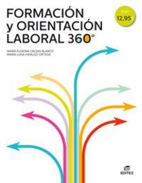 CF - FOL 360 FORMACION Y ORIENTACION LABORAL