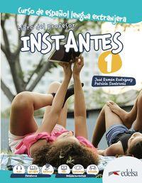 INSTANTES 1 GUIA