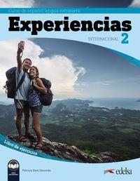 EXPERIENCIAS INTERNACIONAL 2 (A2) CUAD