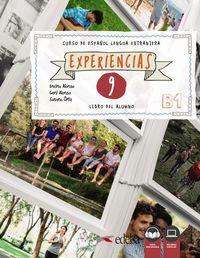 EXPERIENCIAS 9 (B1)