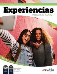 EXPERIENCIAS INTERNACIONAL (A1+A2)