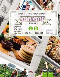 EXPERIENCIAS 11 - 12 (B2) GUIA