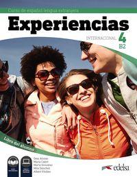 EXPERIENCIAS INTERNACIONAL 4 (B2)
