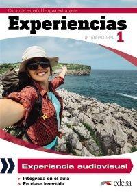 EXPERIENCIAS INTERNACIONAL 1 (A1) - EXPERIENCIA AUDIOVISUAL (PARA EL PROFESOR)