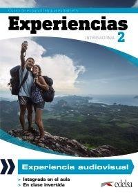 EXPERIENCIAS INTERNACIONAL 2 (A2) - EXPERIENCIA AUDIOVISUAL (PARA EL PROFESOR)