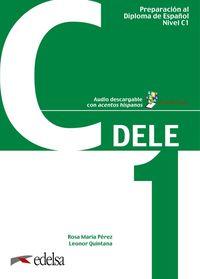 PREPARACION AL DELE C1 (+AULA VIRTUAL)