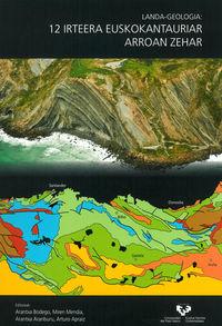 LANDA-GEOLOGIA: 12 IRTEERA EUSKOKANTAURIAR ARROAN ZEHAR