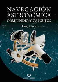 NAVEGACION ASTRONOMICA - COMPENDIO Y CALCULOS