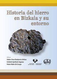 Historia Del Hierro En Bizkaia Y Su Entorno - Xabier Orue-Etxebarria Urkitza
