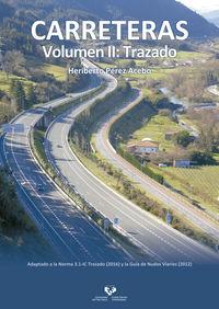 CARRETERAS II - TRAZADO