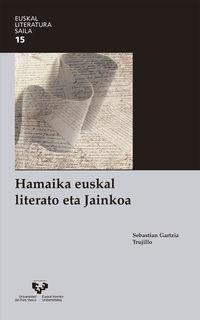 HAMAIKA EUSKAL LITERATO ETA JAINKOA