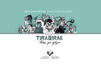 TIRABIRAK = TIRAS QUE AFLOJAN - EUSKAL GATAZKA BINETETAN = EL CONFLICTO VASCO EN VIÑETAS