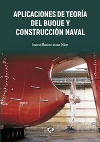 APLICACIONES DE TEORIA DEL BUQUE Y CONSTRUCCION NAVAL