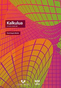 Kalkulua - Ariketa Ebatziak - Patxi Angulo Martin