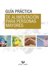 GUIA PRACTICA DE ALIMENTACION PARA PERSONAS MAYORES