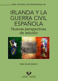 irlanda y la guerra civil española - nuevas perspectivas de estudio - Pere Soler Paricio