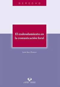 El endeudamiento en la comunicacion foral - Leire Imaz Zubiaur