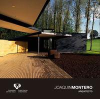 JOAQUIN MONTERO - ARQUITECTO