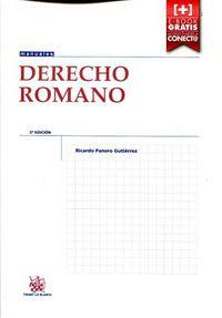 (5ª ED) DERECHO ROMANO
