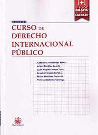 Curso De Derecho Internacional Publico - Antonio Fernandez Tomas / [ET AL. ]