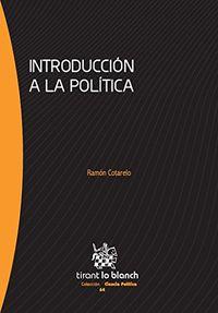 INTRODUCCION A LA POLITICA