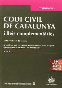 (8 ED) CODI CIVIL DE CATALUNYA I LLEIS COMPLEMENTARIES