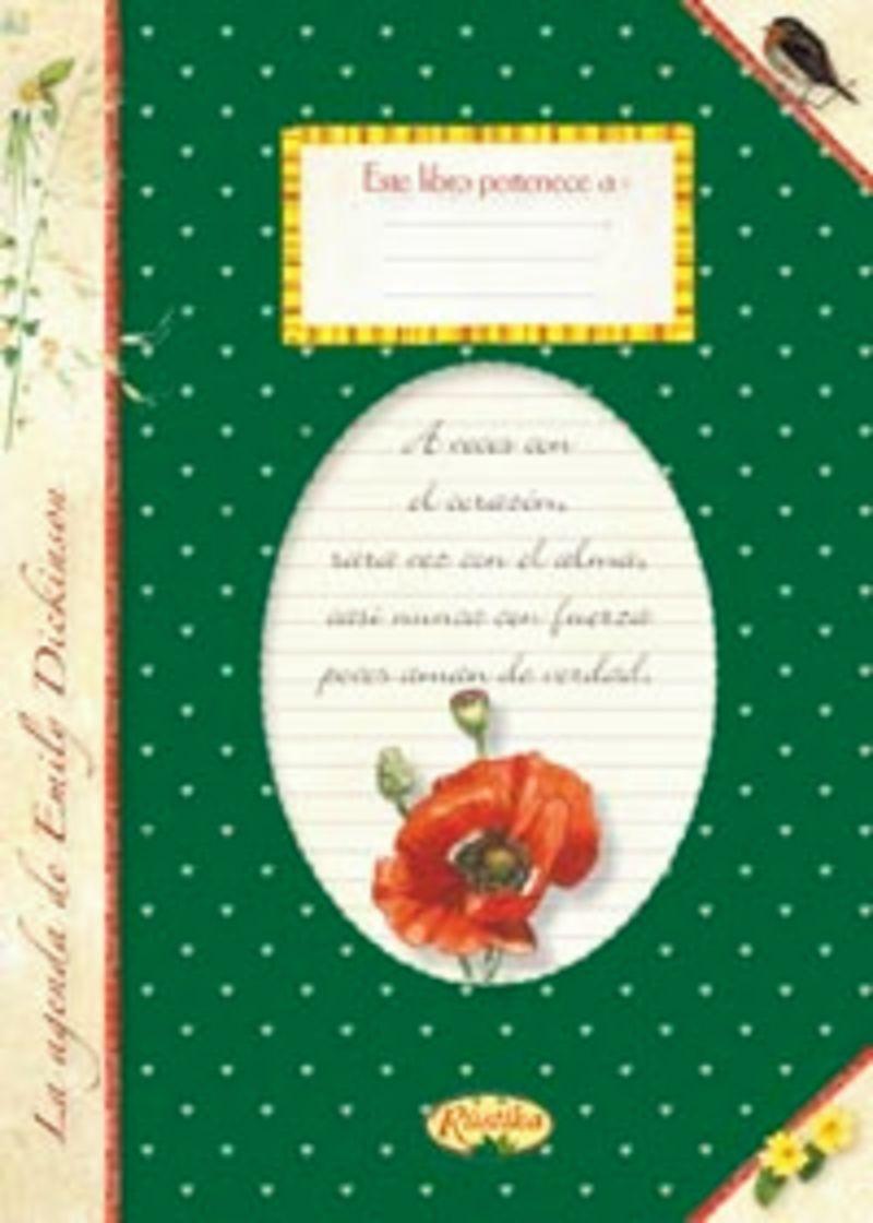 Agenda De Emily Dickinson, La - El Placer De Escribir - Aa. Vv.