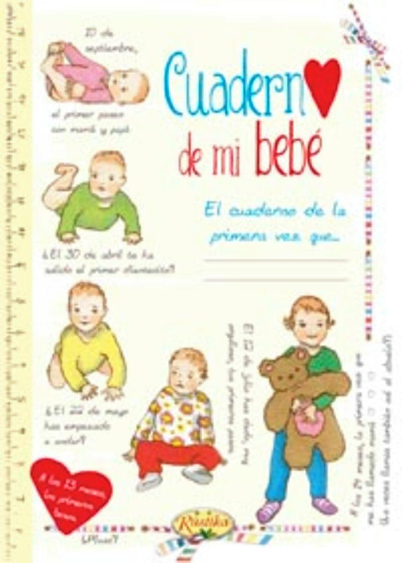 Cuaderno De Mi Bebe - El Placer De Escribir - Aa. Vv.