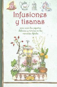 INFUSIONES Y TESINAS
