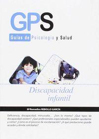 Discapacidad Infantil - Maria Remedios Rebollo Garcia