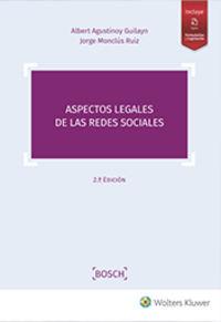 (2 ED) ASPECTOS LEGALES DE LAS REDES SOCIALES