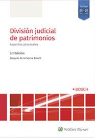 (3 ED) DIVISION JUDICIAL DE PATRIMONIOS - ASPECTOS PROCESALES